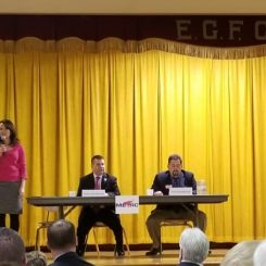First Candidate Forum