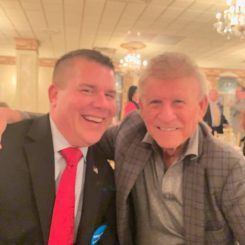 France and Bobby Rydell