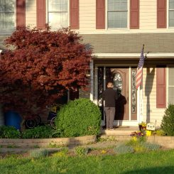 Meeting neighbors in Upper Pottsgrove